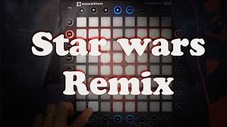 Darthvader with Launchpad (Goblins from Mars Trap Remix)
