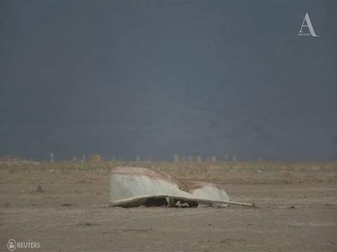 Lago Poopó, el segundo más largo de Bolivia, ya está seco - Aristegui Noticias