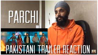 Parchi | Pakistani Trailer | Indian Reaction