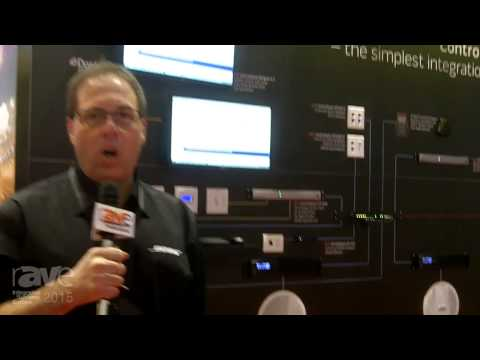 ISE 2015: Bose Discusses ControlSpace systems for Simple Integration of Audio Networking and Control