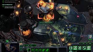 Starcraft II: Wings of Liberty - Campaign - Ghost of a Chance (Brutal Difficulty) HD