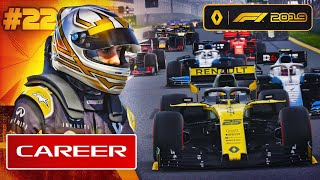 F1 2019 Career Mode Part 22: SEASON 2 BEGINS