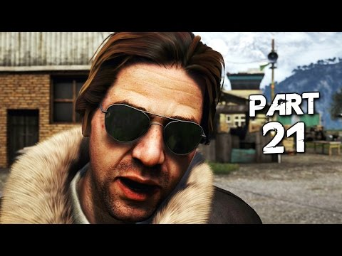 Far Cry 4 Walkthrough Gameplay Part 21 - Free Willis - Campaign Mission 18 (PS4)