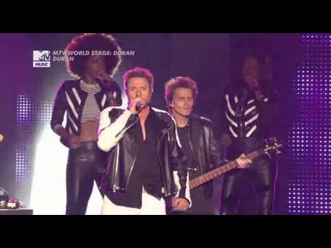 El bajista John Taylor compartió secretos de Duran Duran