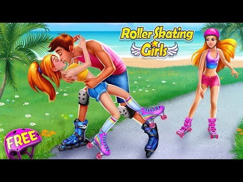 Roller Skating Girls - Dance on Wheels APK Cover