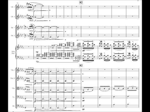 &quot;Classical&quot; Concerto-Mvt II (with score) by Keane Southard