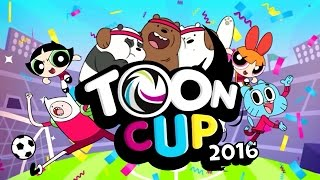 The Amazing World of Gumball: TOON CUP 2016 (Tournament) - Cartoon Network Games