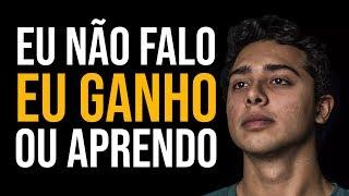 ESSE VÍDEO FOI FEITO PRA VOCÊ QUE PENSA EM DESISTIR | Nando Pinheiro