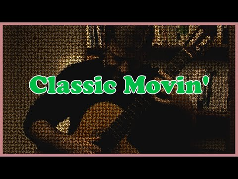 Classic Movin - Fingerstyle Guitar by Frédéric Mesnier
