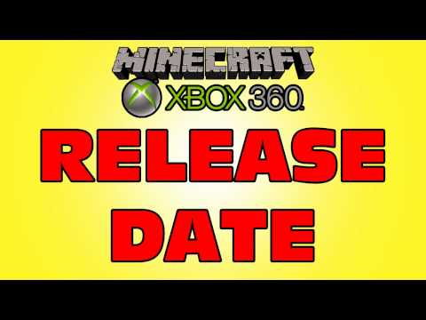 Minecraft (Xbox 360) - OFFICIAL RELEASE DATE CONFIRMED/ANNOUNCED!!! (May 9th 2012)