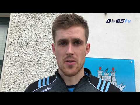 Seán Moran reacts to last gasp free v Wexford