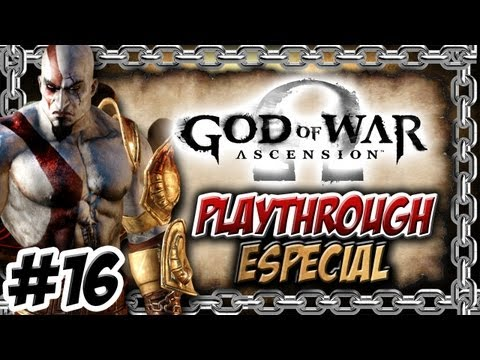 God of War Ascension - PT-BR - Detonado / Playthrough / Walkthrough - PARTE #16