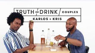 Truth or Drink: Couples (Karlos & Kris)