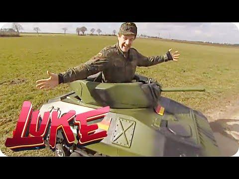 Mit dem Panzer nach Holland - LUKE! Die Woche und ich