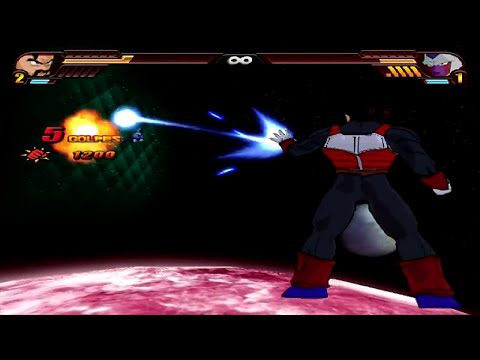 Bardock & King Vegeta Fusion | Vegedock vs Cold Family DBZ Tenkaichi 3 (MOD)