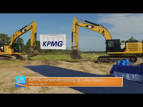 OCFL Update - KPMG Groundbreaking