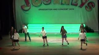 SIS@SS  Concert 2016 - Year 8 & 9 Integrated