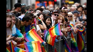 Live | Thousands take to London streets as Gay Pride Parade kicks off