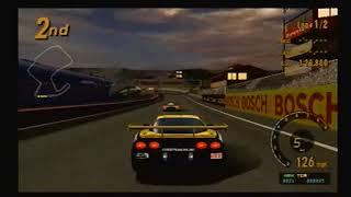 Gran Turismo 3 A-Spec PS2: Laguna Seca Raceway