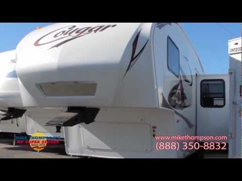 2010 Keystone Cougar 267RLS For Sale- Mike Thompson's RV Super Stores
