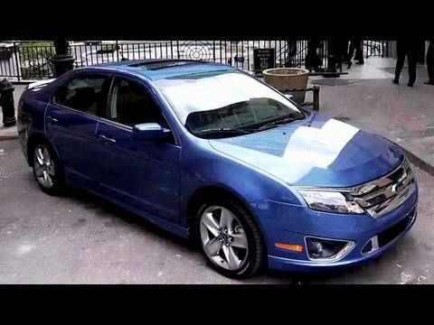 2010 Ford Fusion Sport Review - FLDetours