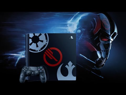 Star Wars Battlefront 2 - Limited Edition PS4 Pro Trailer