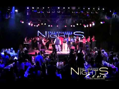 Detroitllive Performs Tk Soul 'back In The Days' At Tallahassee Nights Live video