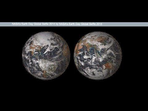 NASA's Earth Day Global Selfie 2014