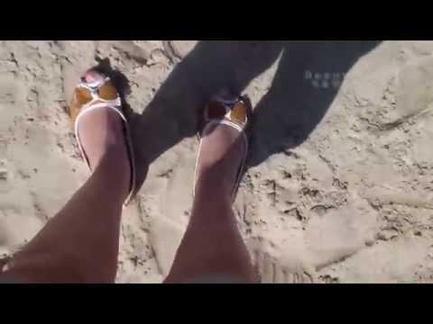 Натания. Главный пляж города - Израиль