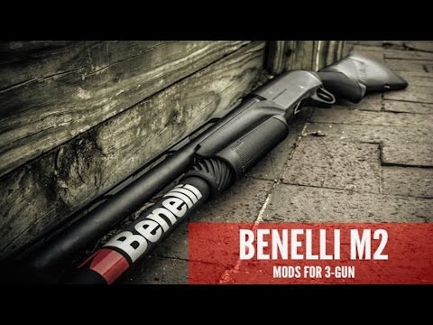 Lookup A Number >> BENELLI M2 MODS FOR 3-GUN: HOW TO SET IT UP RIGHT! - YouTube