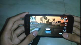 Micromax Bolt A068 Gta SA gameplay!!
