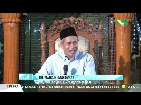 KISWAH KH. MARZUKI MUSTAMAR  - TV9 -  Najisnya Kotoran Hewan, Kesunahan dalam Wudhu