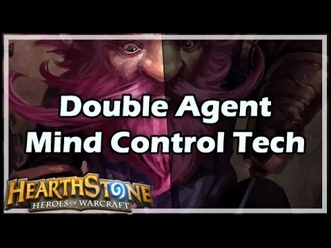 [Hearthstone] Double Agent Mind Control Tech