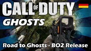 Road To Ghosts - WARUM ICH MIR BO2 NICHT KAUFEN WOLLTE - MW3 Moab Gameplay (Deutsch/German)