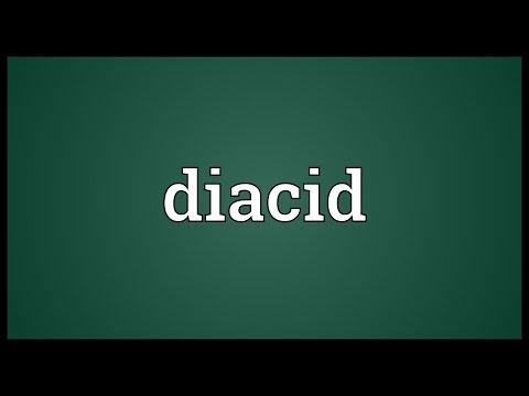 Header of diacid