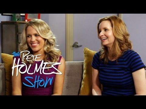 Lennon Parham & Jessica St. Clair Talk Boobs & Butts