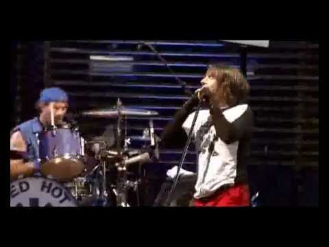 Red Hot Chili Peppers - Slane Castle Gig