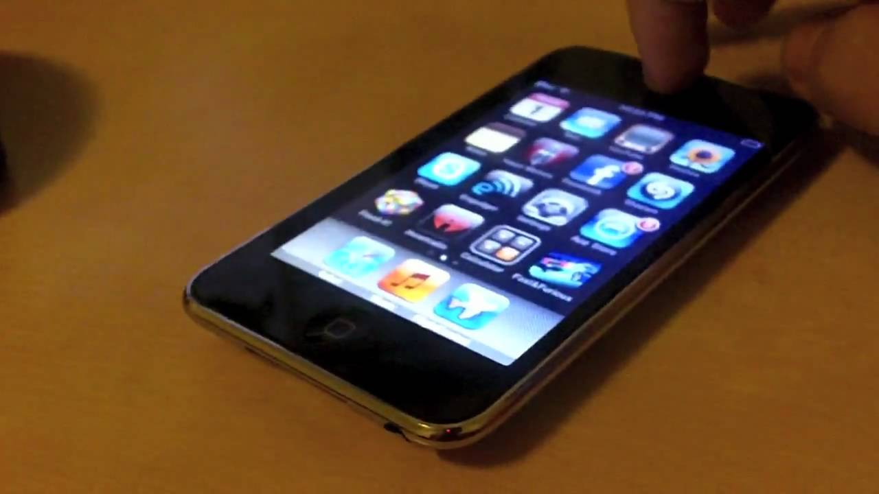 iPod Touch 3rd Generation Review [8GB] - YouTube