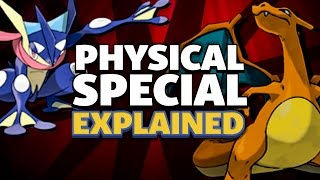 Pokémon Explained - Physical VS Special