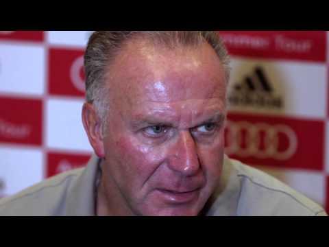 Karl-Heinz Rummenigge: Pepe Reina wollte zum FC Bayern München | Spanier sagte FC Arsenal ab