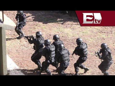 Recorrido de la Gendarmería Nacional en Valle de Bravo / Excélsior en la Media