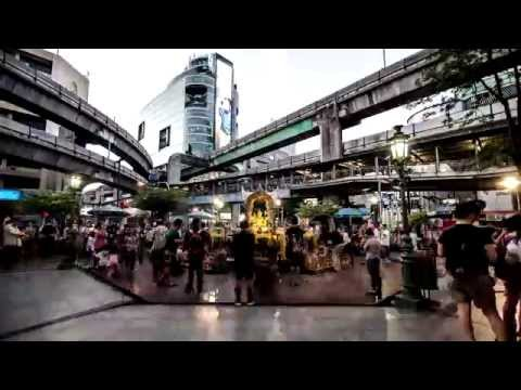 Time-Lapse Ratchaprasong Intersection