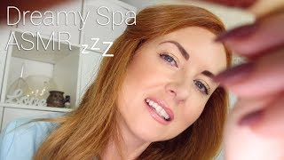 Dreamy ASMR Spa Treatment 💤 Massage, Facial, Hair Brushing