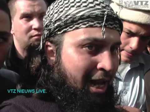 eerste reportage tegen anti-Islamisfilm 2012.