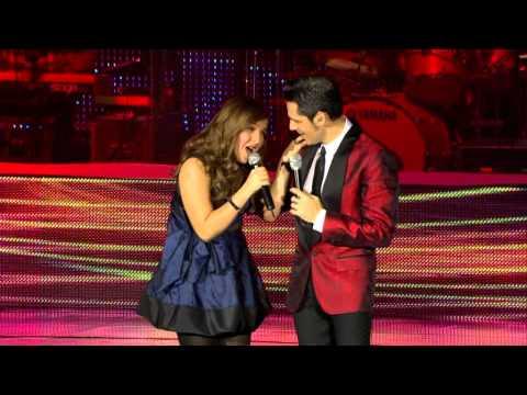 Inca O Zi -stefan  Banica    Madalina Lefter - Concert 2011... video