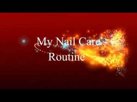 MY NATURAL NAIL CARE ROUTINE (Update)   ABSOLUTE NAILS