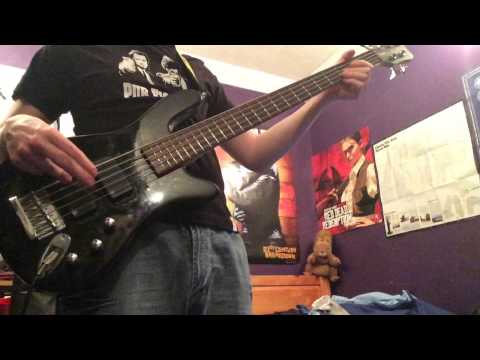 Muse - Supermassive Black Hole (Bass Cover)