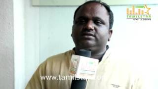 N  R  Raghunanthan At Sivappu Movie Team Interview