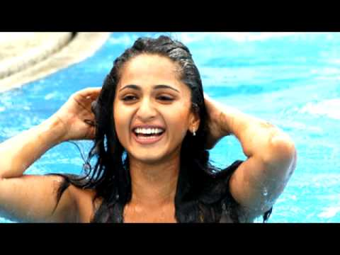 Sexy Actress Anushka In Swim Suit video