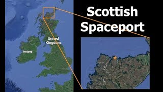 Scotland Is Going To Host The UK's First Spaceport
